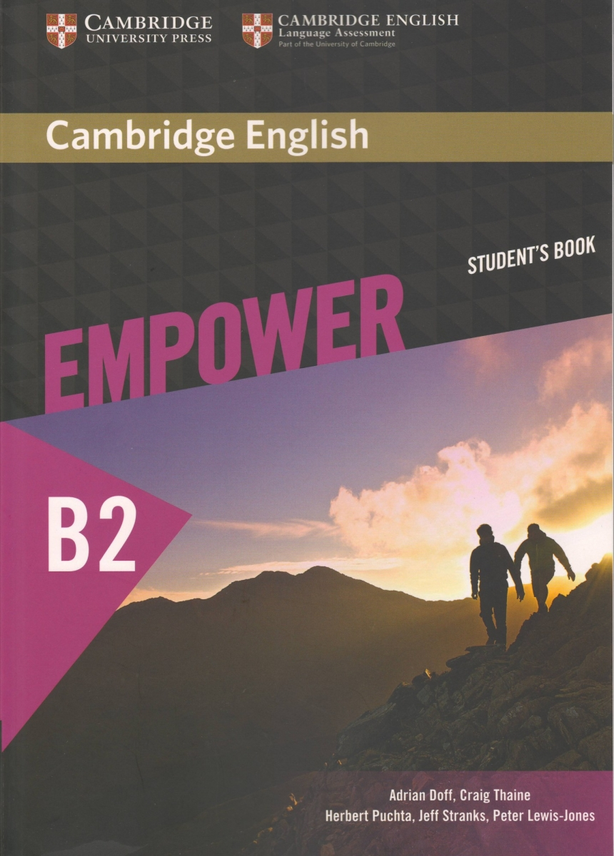 Cambridge English Empower Upper Intermediate Student's Book