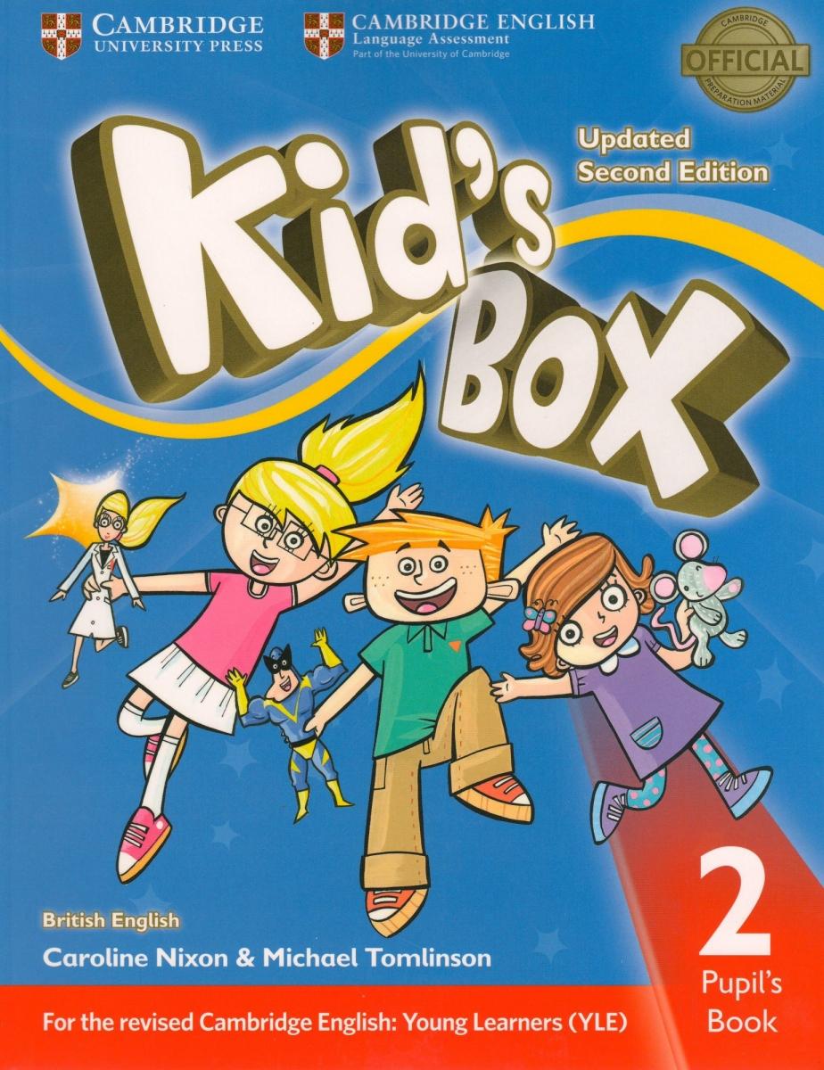 Kid's Box Level 2 Pupil's Book British English 2nd Edition