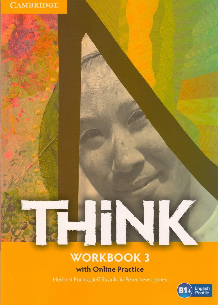 Think Level 3 Workbook with Online Practice
