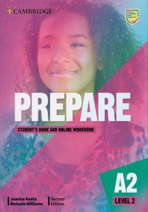 Prepare Level 2 Student's Book with Online Workbook