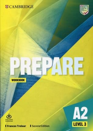 Prepare Level 3 Workbook with Audio Download