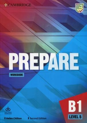 Prepare Level 5 Workbook with Audio Download