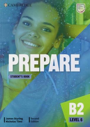 Prepare Level 6 Student's Book