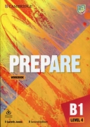 Prepare Level 4 Workbook with Audio Download