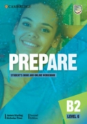 Prepare Level 6 Student's Book and Online Workbook