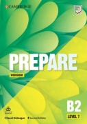 Prepare Level 7 Workbook with Audio Download
