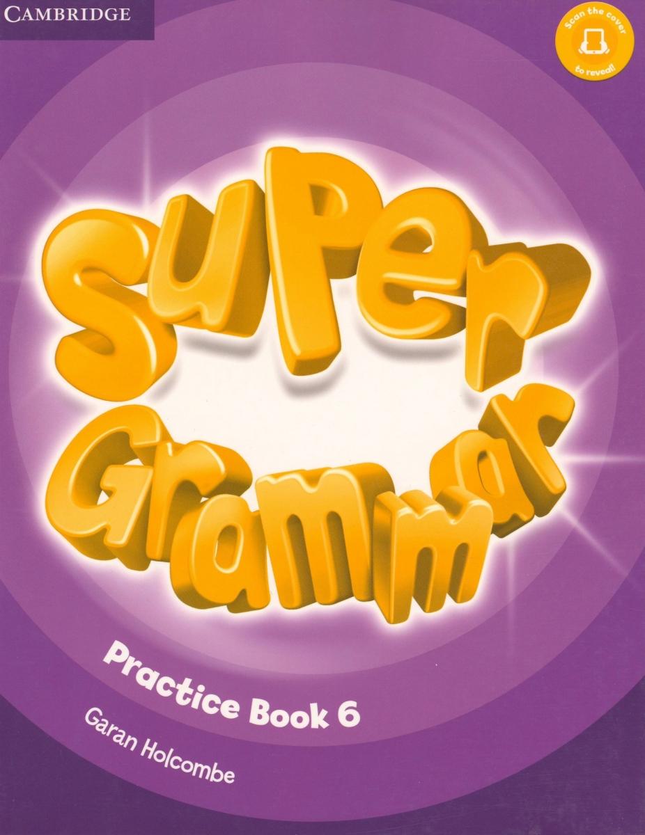 Super Minds Level 6 Super Grammar Book